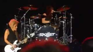 SKILLET HERO LIVE VIDEO PRO QUALITY HQ 1080p