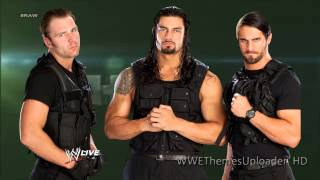 "2013: The Shield 1st WWE Theme ""Special Op"" + Download [HD]"