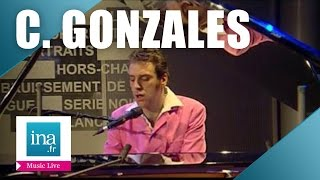 """Chilly Gonzales """" Chilly in F. major"""" (live officiel) 