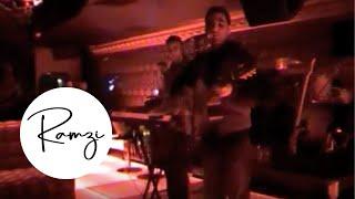 """RAMZI performing his song """"My Wife"""" at Movida 20/9/2010"""