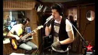 The Script Live On Virgin Radio Covering David Bowie Heroes