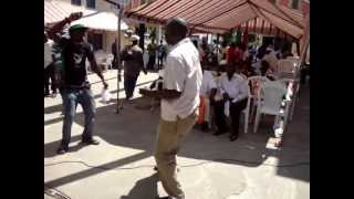 Azonto (Alingo Cover) Official Amputee Video