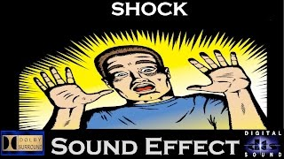Sound Effects for Shock | Best Audio Quality
