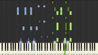 Stay - Zedd Ft. Alessia Cara piano tutorial (FREE SHEET AND MIDI DOWNLOAD)