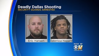 2 Security Guards Face Murder Charges After Shooting Outside Dallas Strip Club