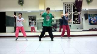 [Dnd Dance Studio] Killa - Cherish Choreo by Khanh Nguyen Vu - Basic Class