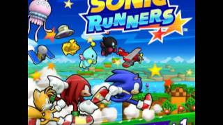 Tomoya Ohtani - Theory of Attack (Sonic Runners Original Soundtrack Vol.1 - EP)