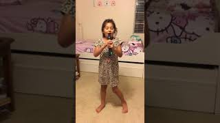 Trolls song. Singer Lana