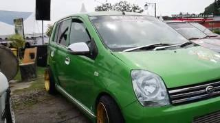 Daihatsu Mira Avy Autoshow Car | Galeri Kereta