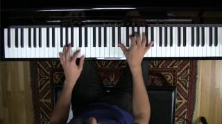 Blues Piano Lesson - Chuck Leavell's Blues Scale