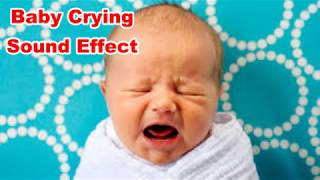 Baby Crying Sounds Noises | Film & Sound Effects