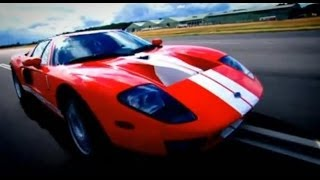 Ford GT40 Challenge Part 1 | Top Gear | BBC