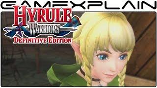 Hyrule Warriors: Definitive Edition - Character Trailer (Link, Zelda, Impa, Linkle, & More!)