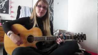club foot - kasabian ( cover acoustique by Blondie )
