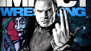 """TNA Jeff Hardy Theme """"Similar Creatures"""" 1080p"""