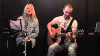 Melody Gardot - 'Baby I'm a fool' - live cover by HYLY and moi :)