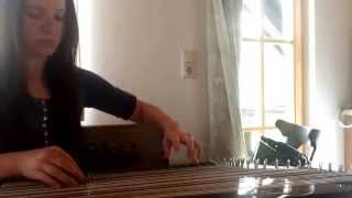 Nothing Else Matters - Metallica (Cover auf Altzither)