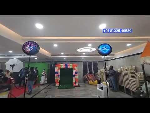 Bride Groom 3D Photo Display Standee Digital Wedding Decoration +91 81225 40589 Technology