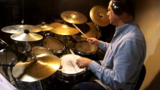 Michael Buble - I've Got You Under My Skin - drum cover by Steve Tocco