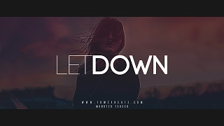"Chris Brown Type Beat ""Letdown"" Romantic R&B Trap Instrumental (Monster Tracks)"