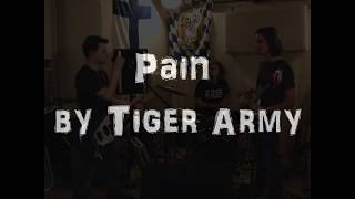 Pain by Tiger Army cover by Short Trip