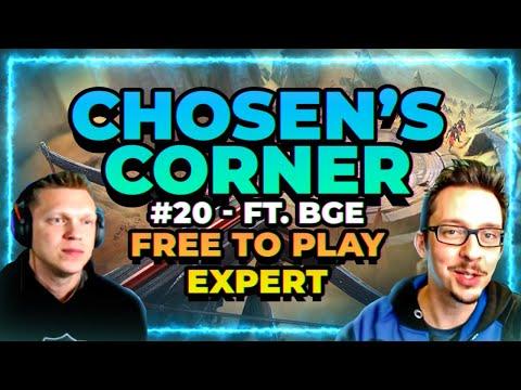 ChoseN's Corner #20 | BGE Bionic Gaming | Free 2 Play Expert!