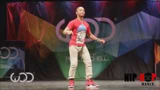 HIP   HOP DANCE   Fik Shun   World of Dance Las Vegas   HIP   HOP