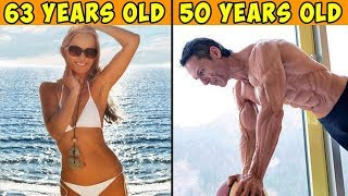9 Elderly People You Won't Believe Actually Exist