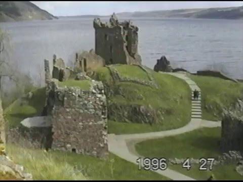 Loch Ness,Inverness,SCOTLAND,UK,1996 英国スコットランド ネス湖