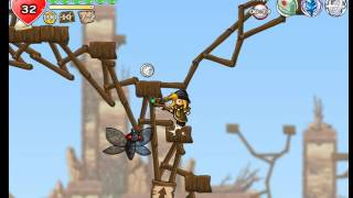 Epic Battle Fantasy: Adventure Story - Level 7: The Ancient Ruins Under 50 Seconds