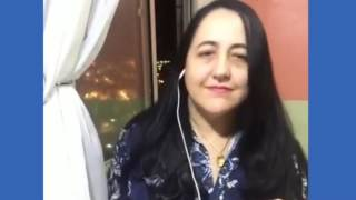 Patrícia Raposo - Vá Com Deus (Roberta Miranda)