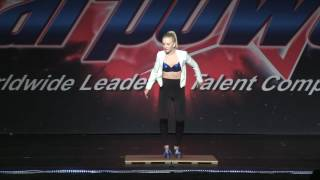 Abby Douglas | Against All Odds | Tap Solo