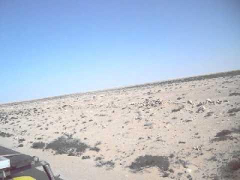 sur la route sud Maroc