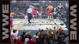 La Parka, El Dandy, Silver King, & Psicosis vs. Juventud Guerrera, Lizmark Jr., Super Calo, & Chavo