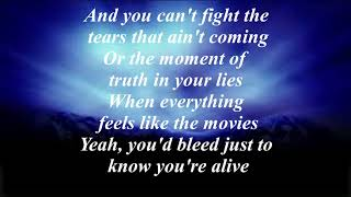Iris By Sleeping With Sirens (Lyrics)