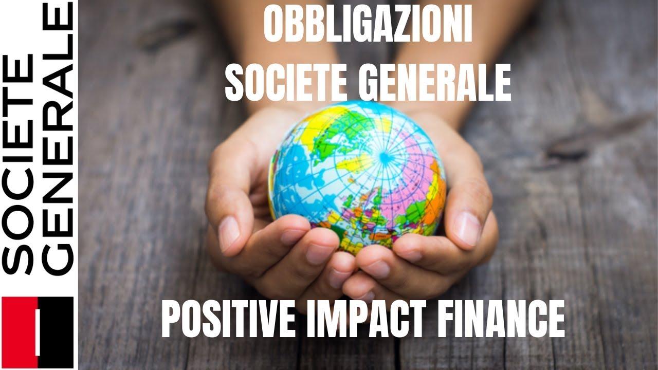 Investire in modo responsabile e con impatto positivo