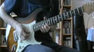 Dire Straits-Tunnel Of Love solo cover