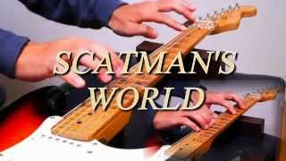 Scatman's World Two-Hand Tapping Guitar