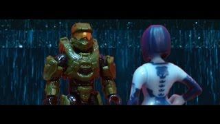 Halo 4 Mega Bloks - Master Chief vs Didacta
