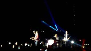 Coldplay - Talk (Live in Charlotte NC) HD