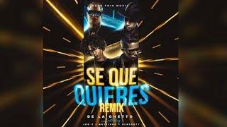 Se Que Quieres Remix - De La Ghetto Ft Almighty, Jon-Z ❌ Britiago