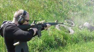 Colt M16 A1 - Assault Rifle (Full Auto)