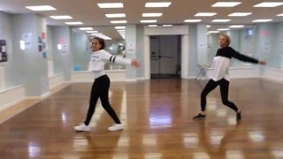 Ty Dolla $ign ft Charli XCX & Tinashe - Drop That Kitty Choreography