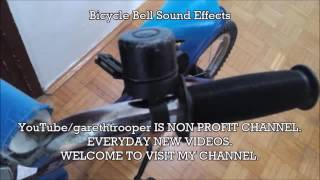 Bicycle Bell Sound Effects