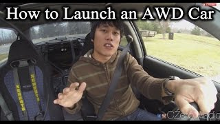 How To Launch an AWD Car. 500WHP Evo - Vlog #4
