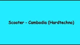 Scooter - Cambodia  (Hardtechno)