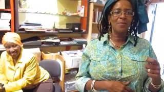 Aluta: Intro to The Book Launch (Itah Sadu) (Adwoa Badoe)