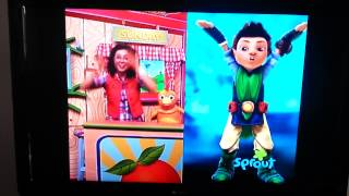 Super Lifto Move with Chica the Chicken and Tree Fu Tom