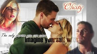 "Oliver & Felicity | ""The only person you can ever imagine yourself with"" (+4x01)"