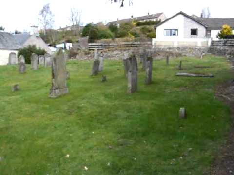 Almondbank Graveyard Scotland